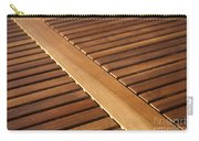 Timber Slats Carry-all Pouch
