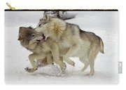 Timber Wolf  Pair Montana Carry-all Pouch