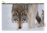 Timber Wolf Pictures 1042 Carry-all Pouch