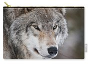 Timber Wolf Pictures 1067 Carry-all Pouch