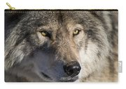 Timber Wolf Pictures 1218 Carry-all Pouch