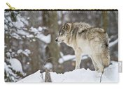 Timber Wolf Pictures 1306 Carry-all Pouch