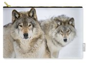 Timber Wolf Pictures 1312 Carry-all Pouch