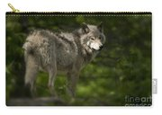 Timber Wolf Pictures 1336 Carry-all Pouch