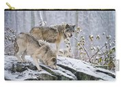 Timber Wolf Pictures 1420 Carry-all Pouch