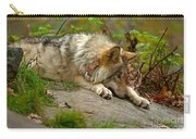 Timber Wolf Pictures 1646 Carry-all Pouch