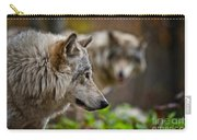 Timber Wolf Pictures 1693 Carry-all Pouch