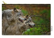 Timber Wolf Pictures 1710 Carry-all Pouch
