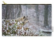 Timber Wolf Pictures 186 Carry-all Pouch