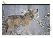 Timber Wolf Pictures 188 Carry-all Pouch