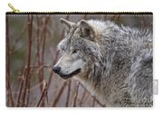 Timber Wolf Pictures 197 Carry-all Pouch