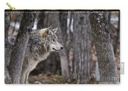 Timber Wolf Pictures 203 Carry-all Pouch