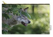 Timber Wolf Pictures 259 Carry-all Pouch