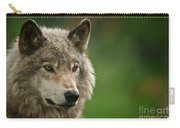 Timber Wolf Pictures 261 Carry-all Pouch