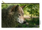 Timber Wolf Pictures 263 Carry-all Pouch