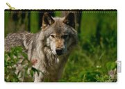 Timber Wolf Pictures 266 Carry-all Pouch
