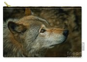 Timber Wolf Pictures 268 Carry-all Pouch