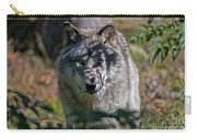 Timber Wolf Pictures 405 Carry-all Pouch