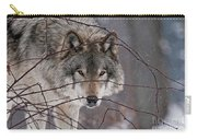 Timber Wolf Pictures 620 Carry-all Pouch