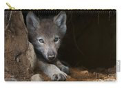 Timber Wolf Pictures 875 Carry-all Pouch