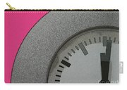 Time Clicks On Carry-all Pouch