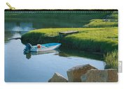 Time For Fishing Carry-all Pouch