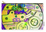 Time In Abstract 20130605m144 Square Carry-all Pouch