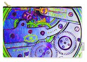 Time In Abstract 20130605m36 Square Carry-all Pouch
