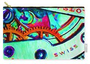 Time In Abstract 20130605m36 Carry-all Pouch