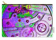 Time In Abstract 20130605p72 Square Carry-all Pouch