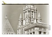 Timeless- New York City Hall Carry-all Pouch