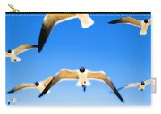 Timeless Seagulls Carry-all Pouch