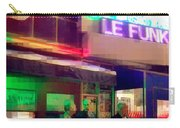 Times Square At Night - Le Funk Carry-all Pouch