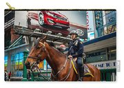 Times Square Horse Power Carry-all Pouch