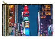 Times Square I Carry-all Pouch