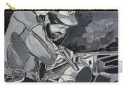 Timing Is Everything - Father Son Art Carry-all Pouch