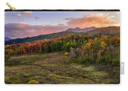 Timp Fall Glow Carry-all Pouch by Chad Dutson
