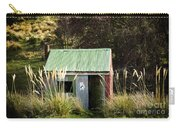 Tin Hut Carry-all Pouch