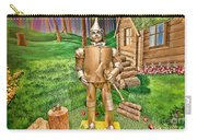Tin Man Carry-all Pouch