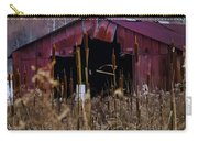 Tin Roof Rusted Carry-all Pouch by Bill Cannon