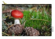 Tiny Amanita In Norway Carry-all Pouch