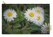Tiny Daisies Carry-all Pouch
