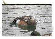 Tiny Duck Cleaning 1 Carry-all Pouch