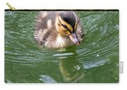 Tiny Duckling Carry-all Pouch
