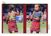 Tiny Jingle Dancer Carry-all Pouch