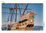 Tiny Mayflower At Plymouth Rock Carry-all Pouch