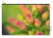 Tiny Pink Buds Carry-all Pouch