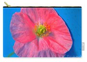 Tiny Poppy  Carry-all Pouch