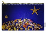 Tiny Sea Shells Carry-all Pouch