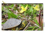 Tiny Turtle Close Up Carry-all Pouch
